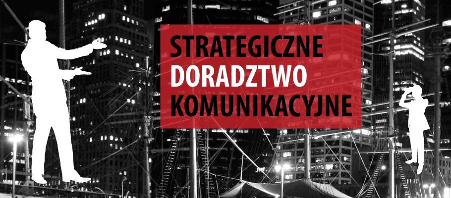 Strategiczne doradztwo komunikacyjne